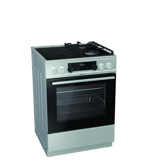 d79c5b2c3f9 Комбинирана готварска печка със стъклокерамичен плот