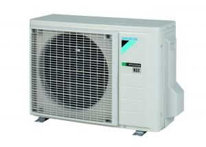 Инверторен климатик Daikin FTXA35AT / RXA35A BlackWood Stylish R32